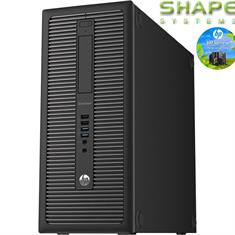 HP 800 G1 Tower i7-4790 3.6GHz 4GB 500GB DVDRW FreeDOS PC J7D18EA (£489 ExVat)